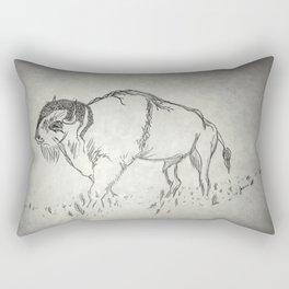 Buffalove Rectangular Pillow