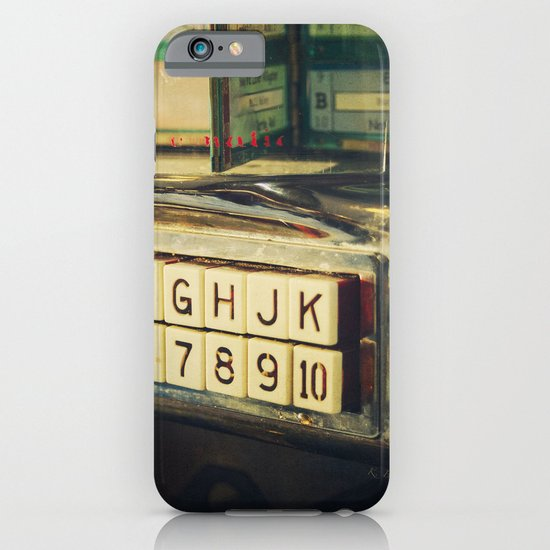Please Make Your Selection iPhone & iPod Case
