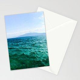 Nafplio Beach Stationery Cards