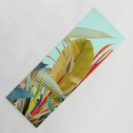 Tropical Jungle Yoga Mat