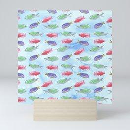 Tropical Fish Mini Art Print
