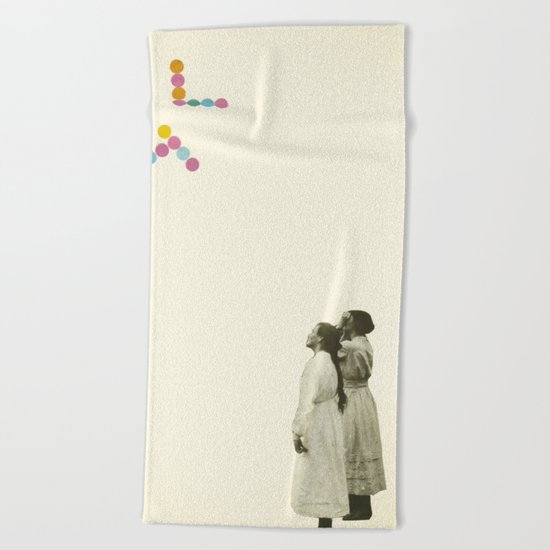 Explosions in the Sky Beach Towel