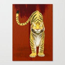 Sandokan Canvas Print