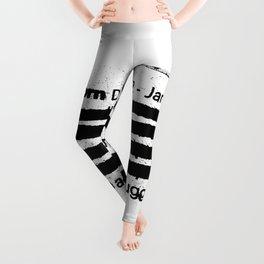 Capricorn 1 Leggings