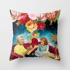 Gardening Stories 1 Throw Pillow