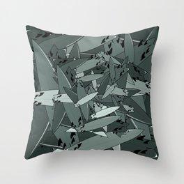 S u r f Throw Pillow