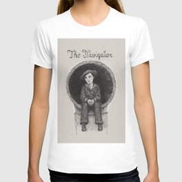The Navigator Buster Keaton T-shirt