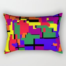 Pattern 5  Rectangular Pillow