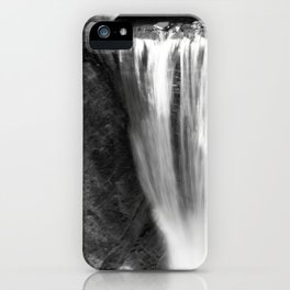 Waterfall on Lookout Mountain iPhone Case