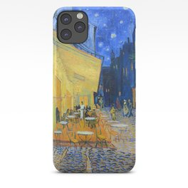 Vincent Van Gogh - Cafe Terrace at Night iPhone Case
