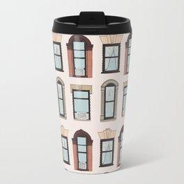 Upper West Side Windows Travel Mug