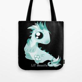 Lil' Beastie  Tote Bag