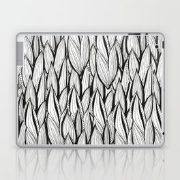 Abstract Leaves Laptop & iPad Skin
