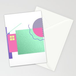 Town of Eclipse Stationery Cards