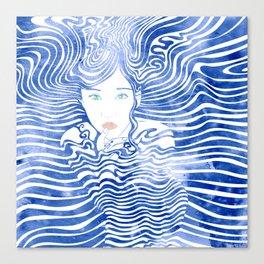 Water Nymph XLIII Canvas Print