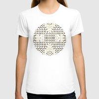 confetti T-shirts featuring Confetti Sky by Pom Graphic Design
