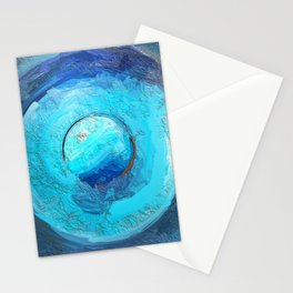 Abstract Mandala 308 Stationery Cards