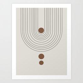 Balance III Art Print