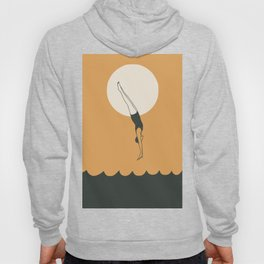 Dive into the sunset Hoody