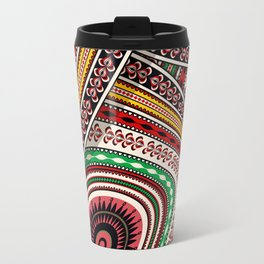 Tribal adventure Travel Mug