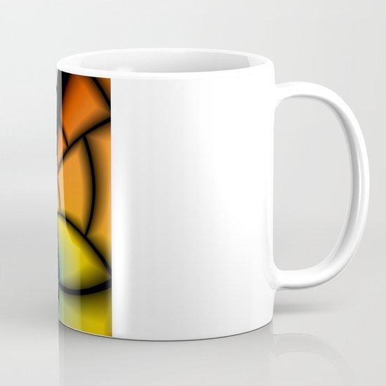 Fractal Cacoon Coffee Mug