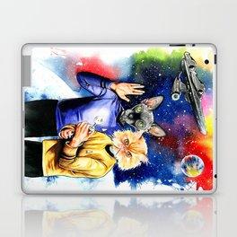 Star Trek sphynx Laptop & iPad Skin