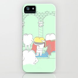 The Crowning iPhone Case
