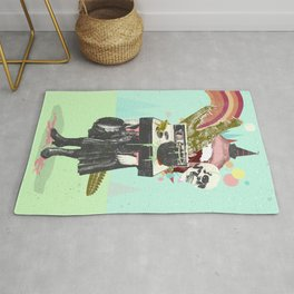 SURREAL WITCH Rug