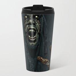 Boogie Horror: Mirror Mask - Bloody Hand Travel Mug