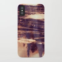 bleach iPhone & iPod Cases featuring bleach scruffily / wet by seb mcnulty