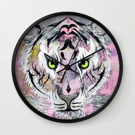 """Tiger Tiger"" Wall Clock"