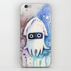 Blooper Watercolor Mario Art iPhone & iPod Skin