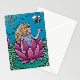 Thumbelina, Thumbelina, tiny little thing Stationery Cards