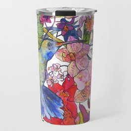 Hummingbirds Travel Mug