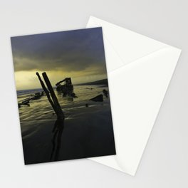 Haunted Shipwreck  Stationery Cards