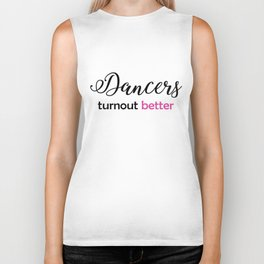 dancers Biker Tank