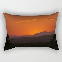 Calliope Sunset - Queensland Rectangular Pillow