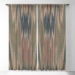 Native Cod Grey Blackout Curtain