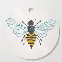 Honey Bee Cutting Board