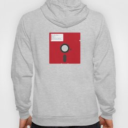 Ms-Dos disk Hoody