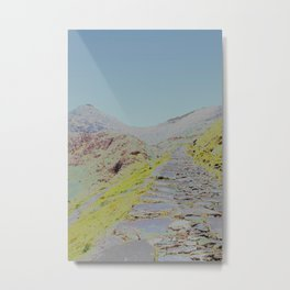 Chromascape 16 (Snowdon) Metal Print