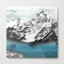 Into the wild #05 Metal Print