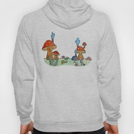 Mushroom Village Hoody