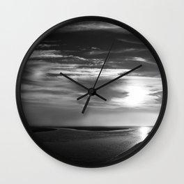 Divergent Paths Wall Clock