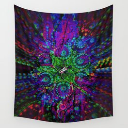 PINEAL GLAND Wall Tapestry