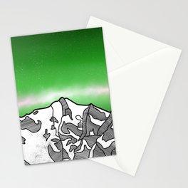 Hkakabo Razi Mountain Stationery Cards