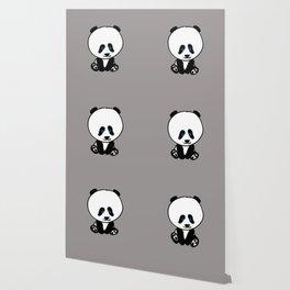 Chalkies panda color 2 Wallpaper