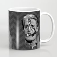 dale cooper Mugs featuring COOPER SOUL by UNDEAD MISTER / MRCLV