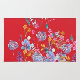 Fridas Flowers Rug