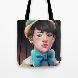 Are You My Conscience? Tote Bag